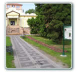 Naučná stezka - Fričovo muzeum