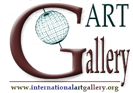 International art gallery