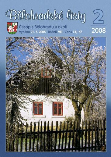 Bělohradské listy 2/2008