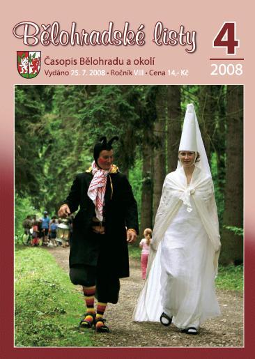 Bělohradské listy 4/2008